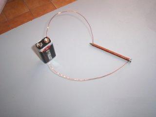 Respuestas sobre el electroiman respuestas del electro iman - Clavos de cobre ...